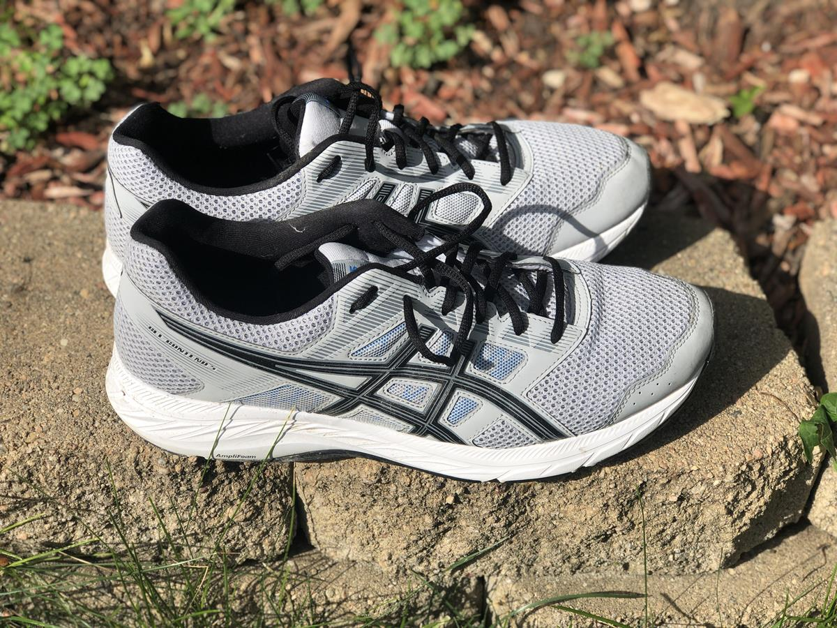 A tientas camuflaje fuerte  Asics Gel Contend 5 Review | Running Shoes Guru