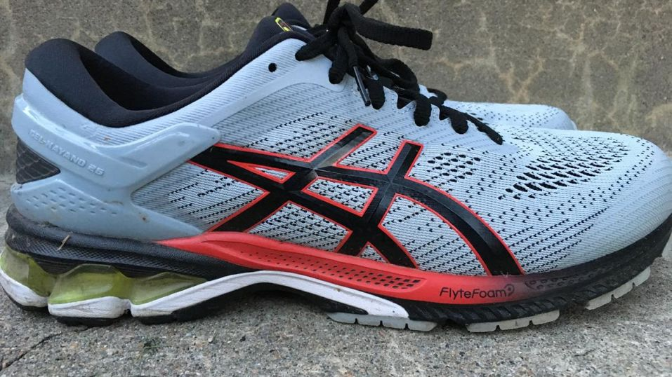 Asics Gel Kayano 26 Review Joggesko Guru  Running Shoes Guru