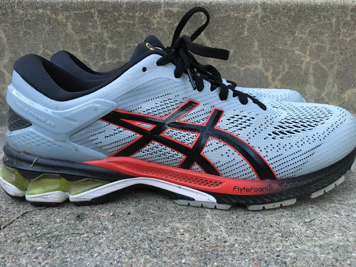Asics Gel Kayano 26 Review