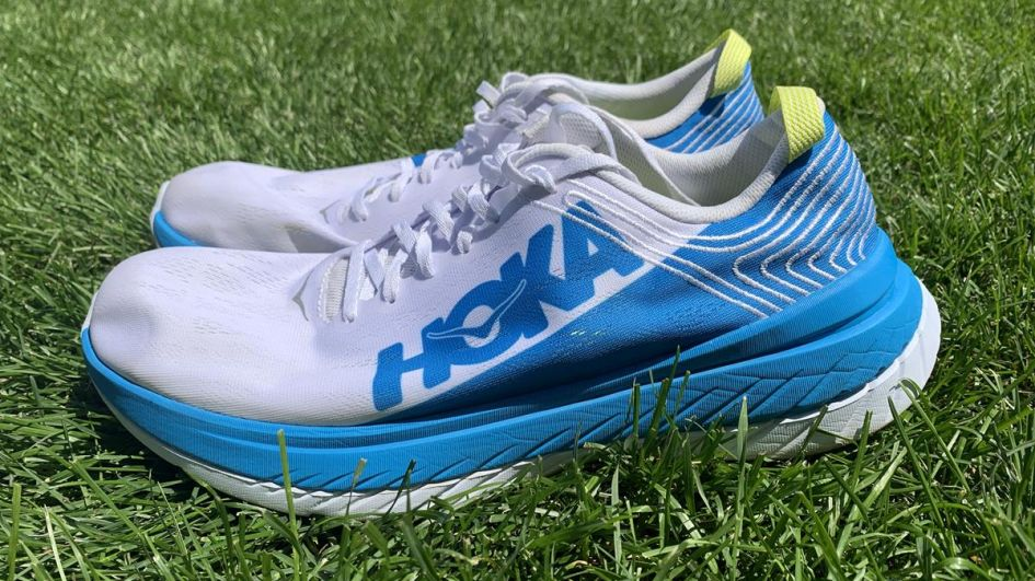Hoka One One Carbon X - Lateral Side