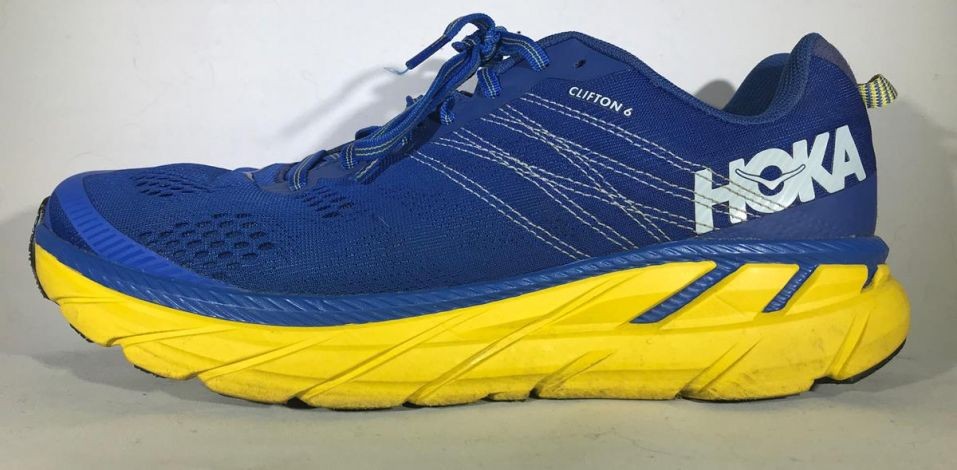 Hoka One One Clifton 6 - Lateral Side