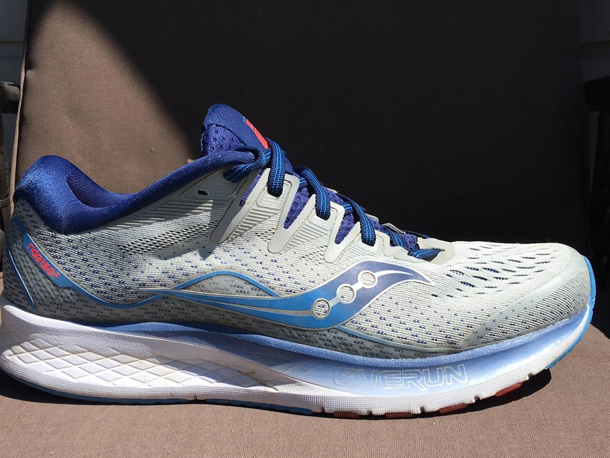 Saucony Ride ISO 2 - Lateral Side