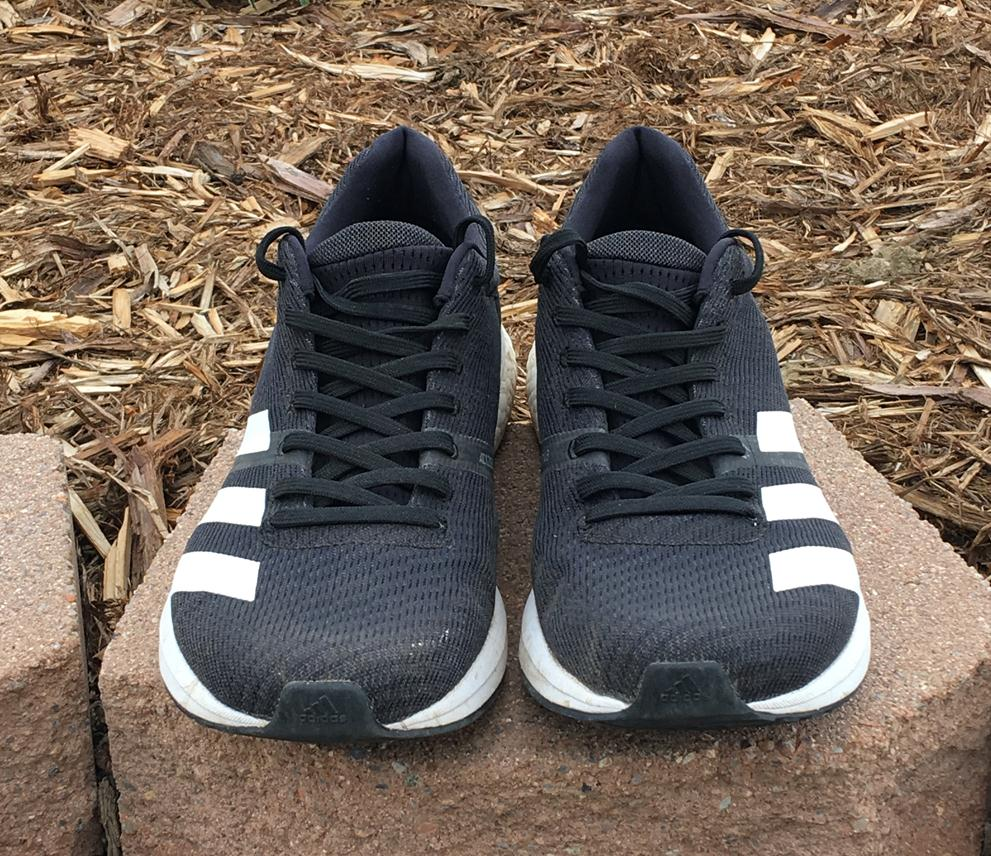 Adidas Adizero Boston 8 - Toe