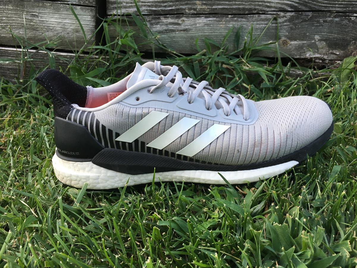Adidas Solar Glide ST 19 - Lateral Side