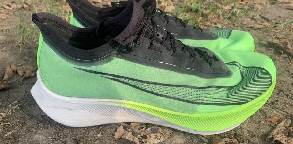 Nike Zoom Fly 3 - Lateral Side