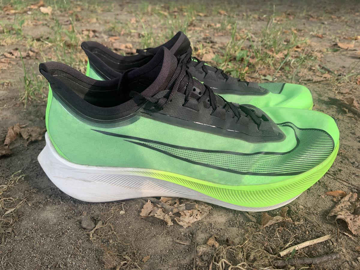 instante Instituto Lugar de la noche  Nike Zoom Fly 3 Review | Running Shoes Guru