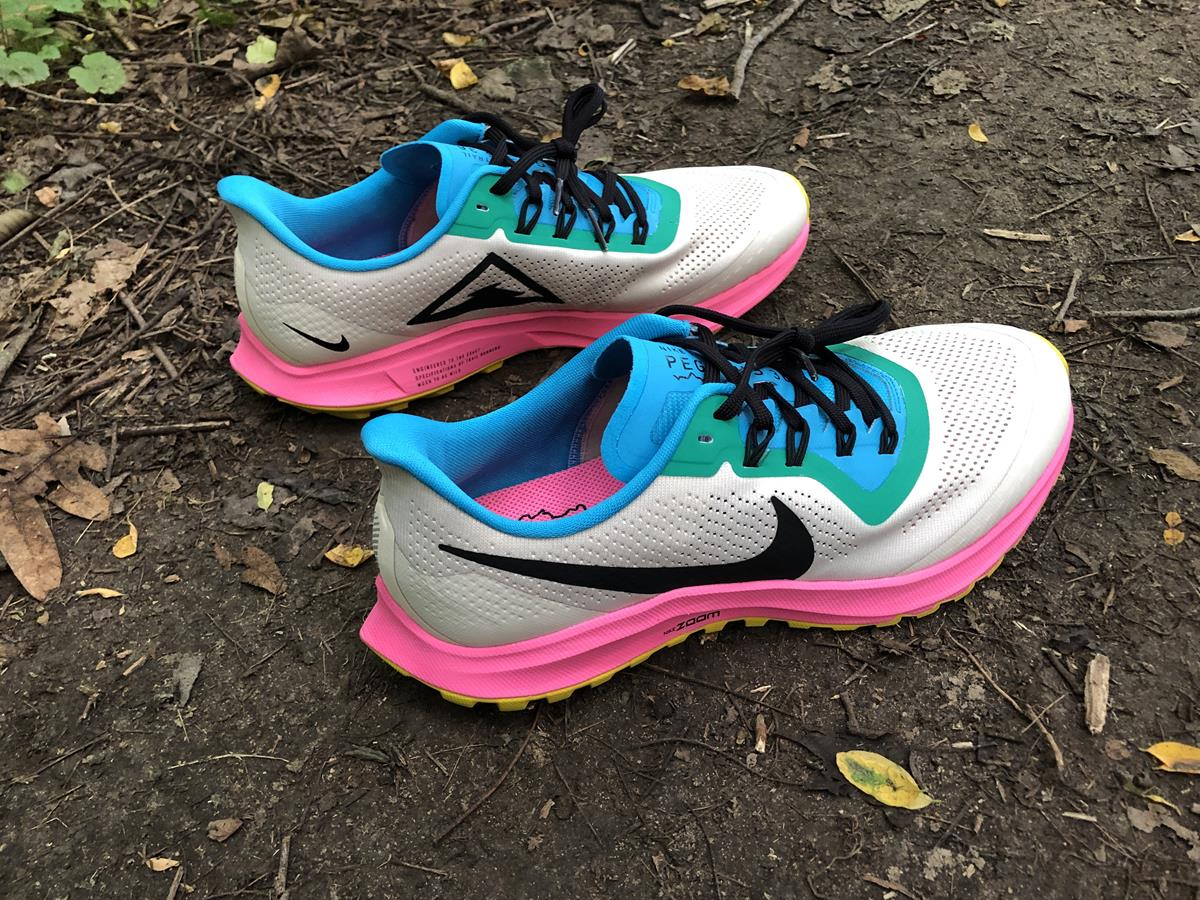 Nike Zoom Pegasus 36 Trail Review