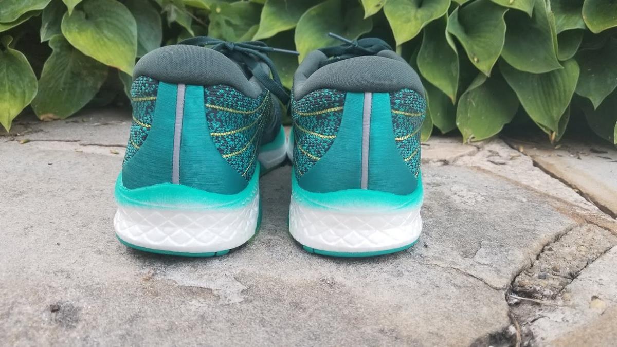 Saucony Liberty ISO 2 - Heel