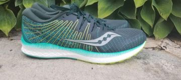 Saucony Liberty ISO 2 Review