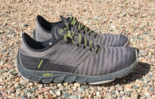 Brooks PureGrit 8 - Lateral Side