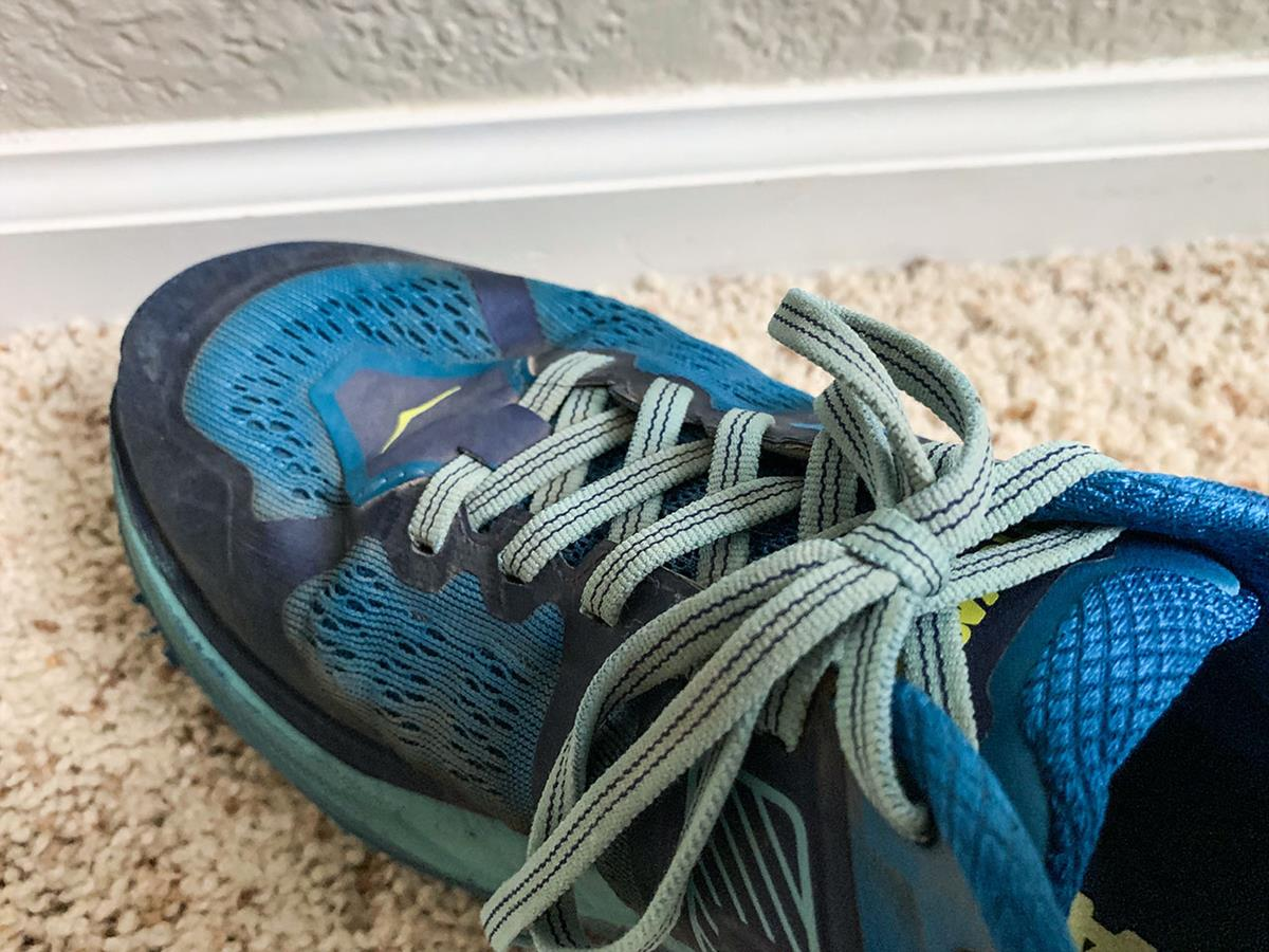 Hoka One One Stinson ATR 5 - Closeup
