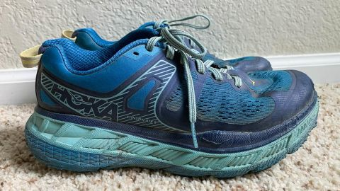 Hoka One One Stinson ATR 5 - Lateral Side