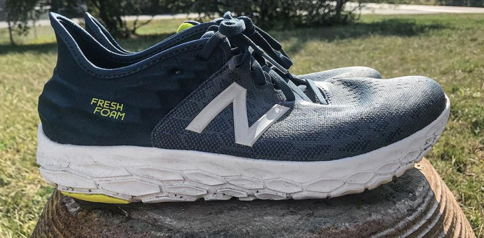 New Balance Fresh Foam Beacon v2 - Lateral Side