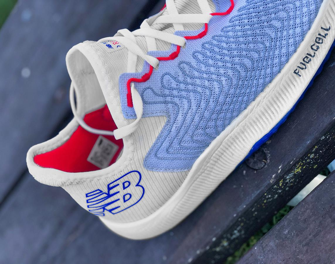 New Balance Fuelcell Rebel - Closeup