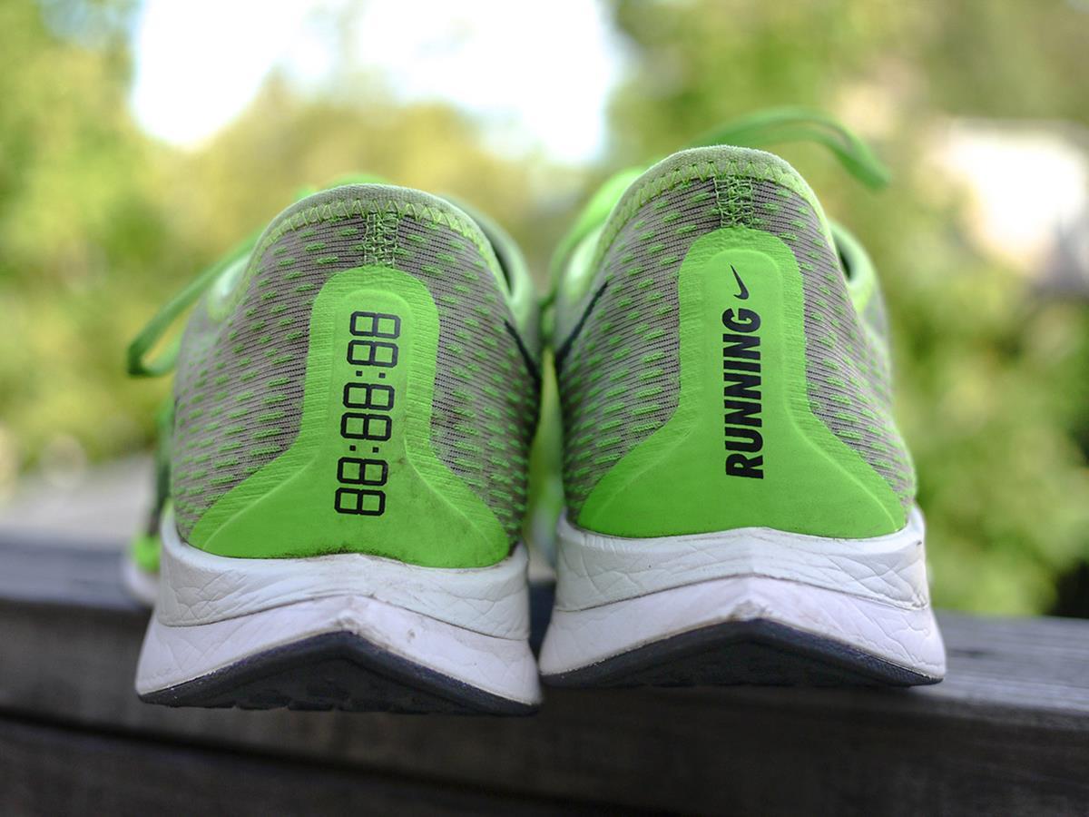 Nike Zoom Pegasus Turbo 2 - Heel