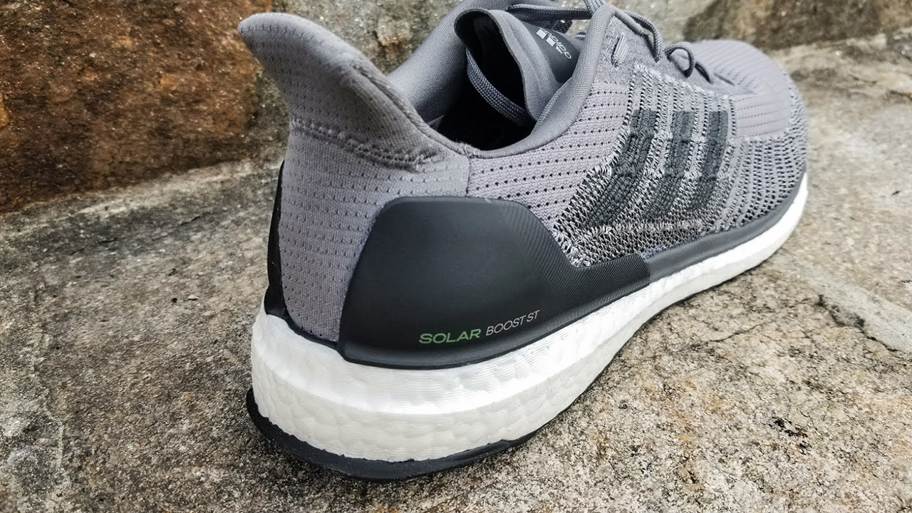adidas Solar Boost ST 19 -heelcloseupwithextrarubber
