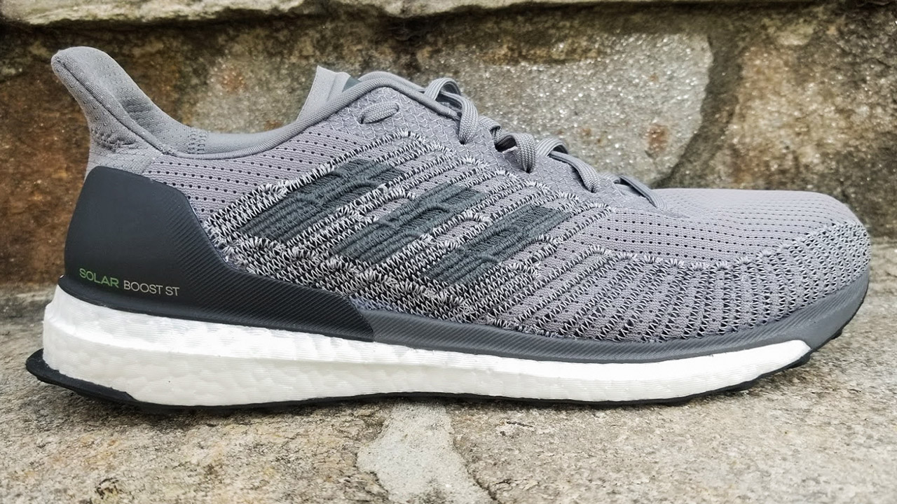 Perder Enjuiciar Descenso repentino  Adidas Solar Boost ST 19 Review | Running Shoes Guru
