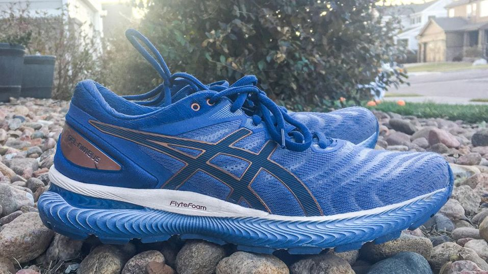 Asics Gel Nimbus 22 - Lateral Side