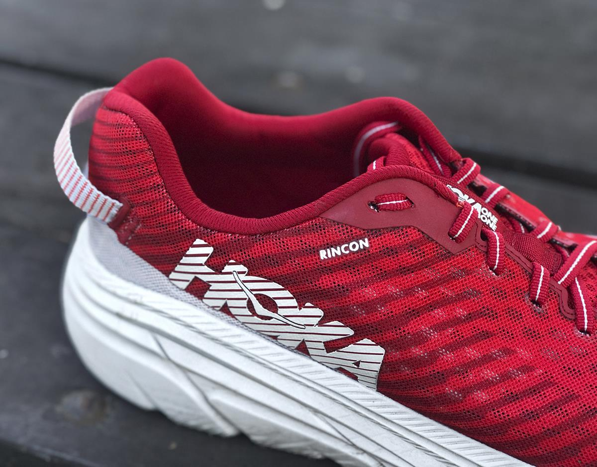 Hoka One One Rincon - Lateral Side