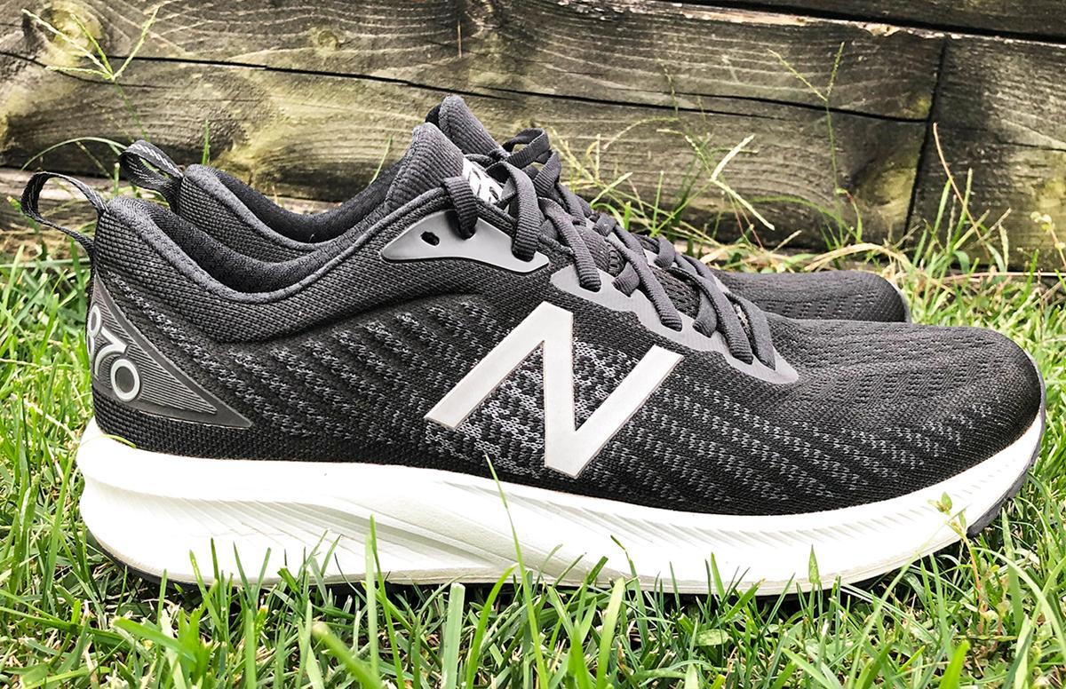Ellos Ejecutar Dedos de los pies  New Balance 870v5 Review | Running Shoes Guru