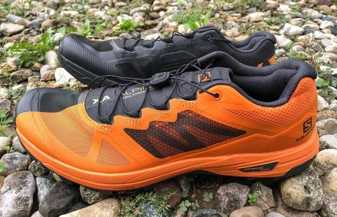 Salomon X Alpine Pro - Lateral Side