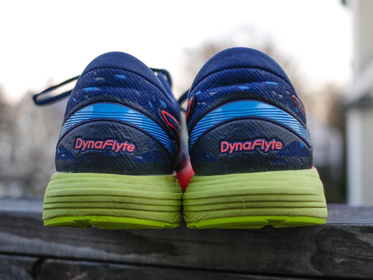 Asics DynaFlyte 4 - Heel