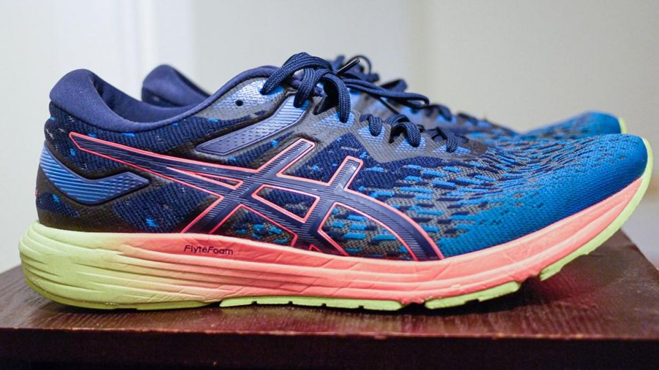 Asics DynaFlyte 4 - Lateral Side