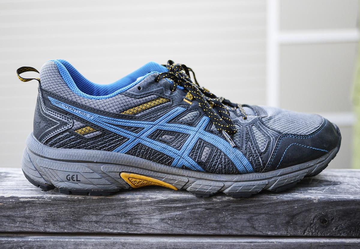 Cría rigidez mareado  Asics Gel Venture 7 Review | Running Shoes Guru