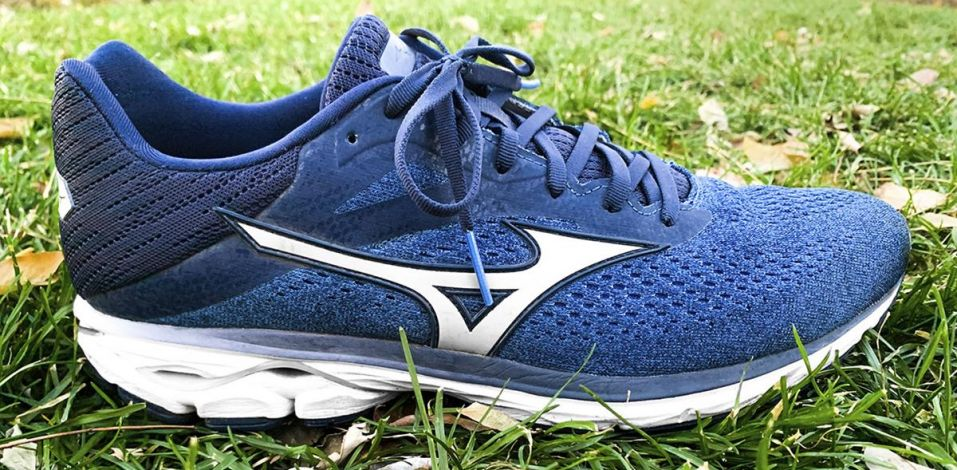 Mizuno Wave Rider 23 - Lateral Side 1