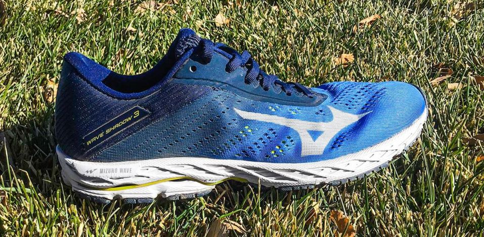 Mizuno Wave Shadow 3 - Lateral Side
