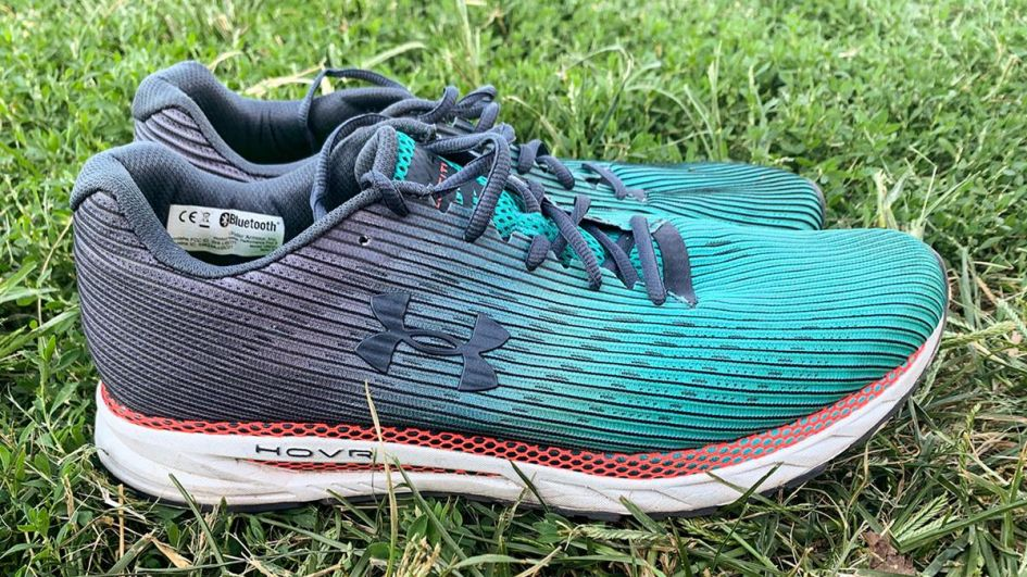 Under Armour Hovr Velociti 2 - Lateral Side