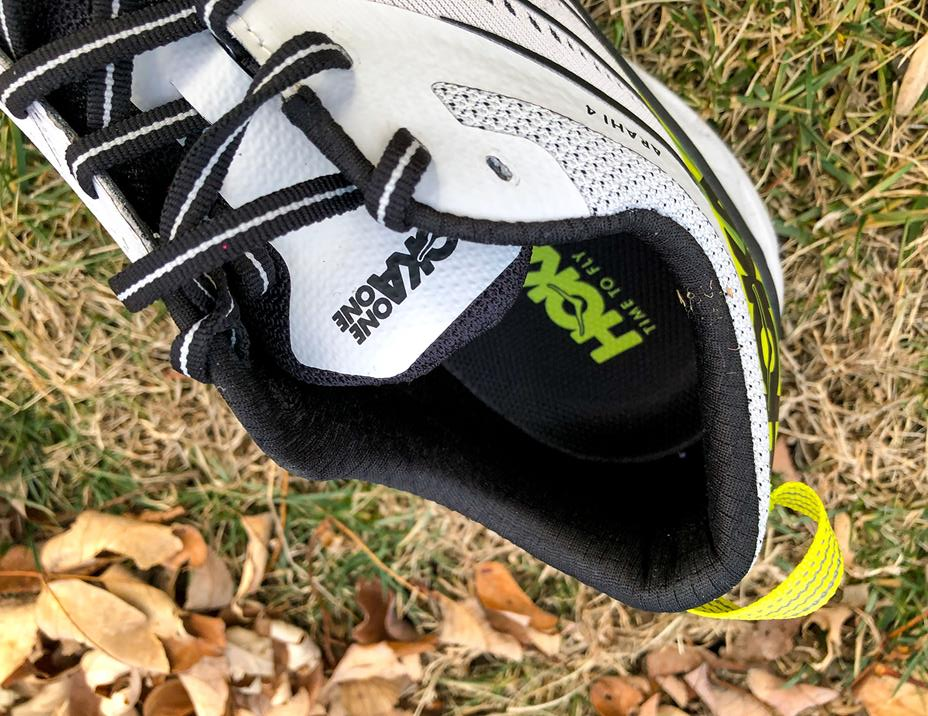 Hoka One One Arahi 4 - Closeup