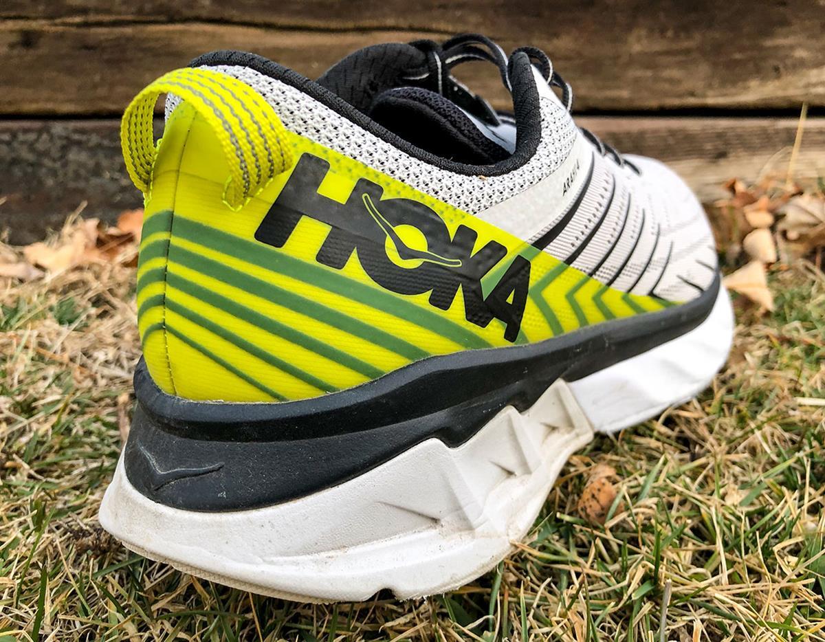 Hoka One One Arahi 4 - Heel