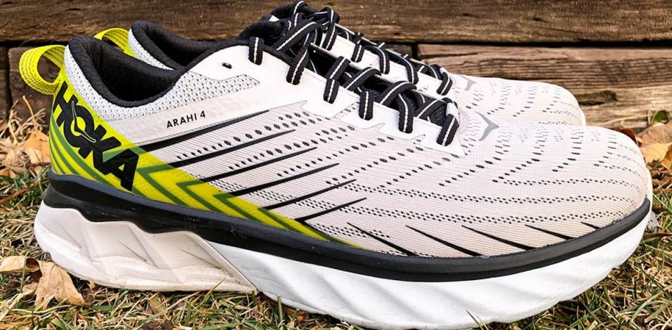 Hoka One One Arahi 4 - Lateral Side