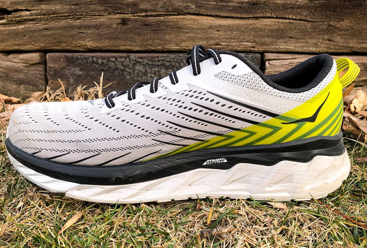 Hoka One One Arahi 4 - Medial Side