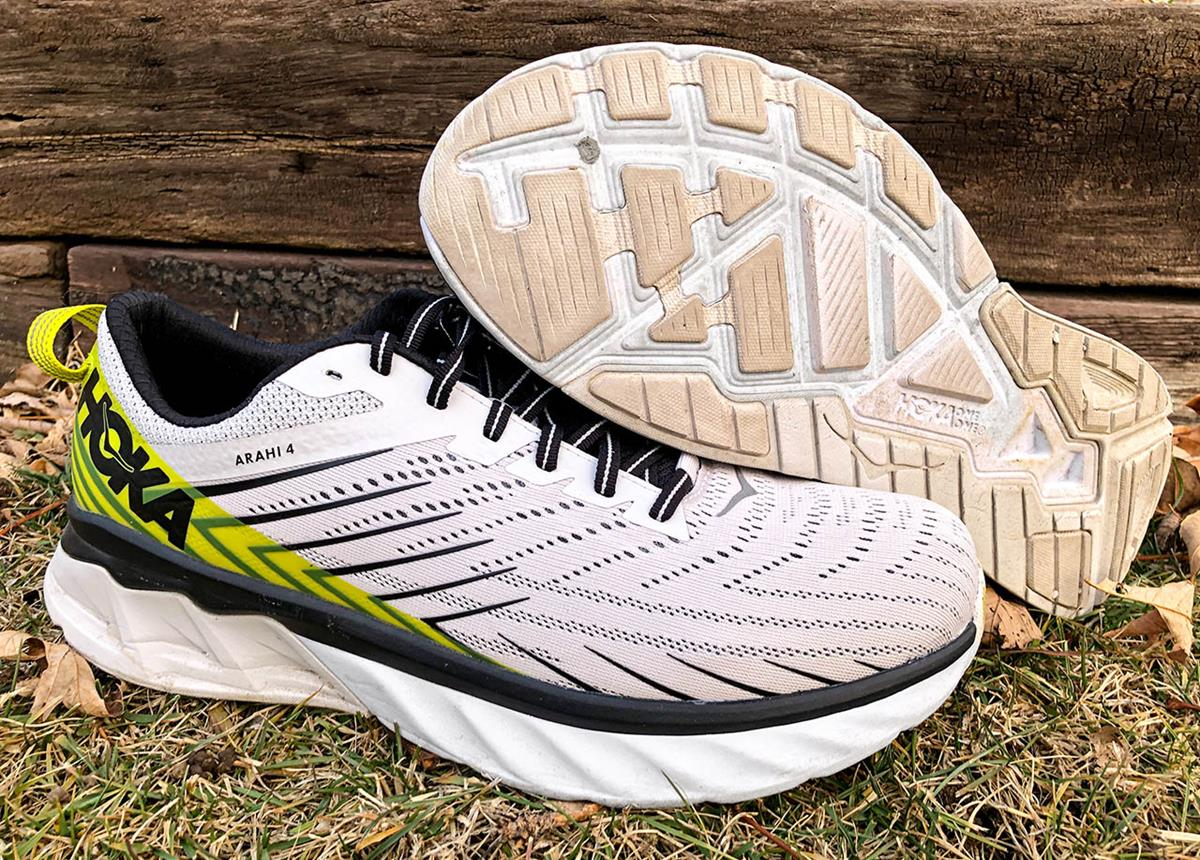 Hoka One One Arahi 4 - Pair