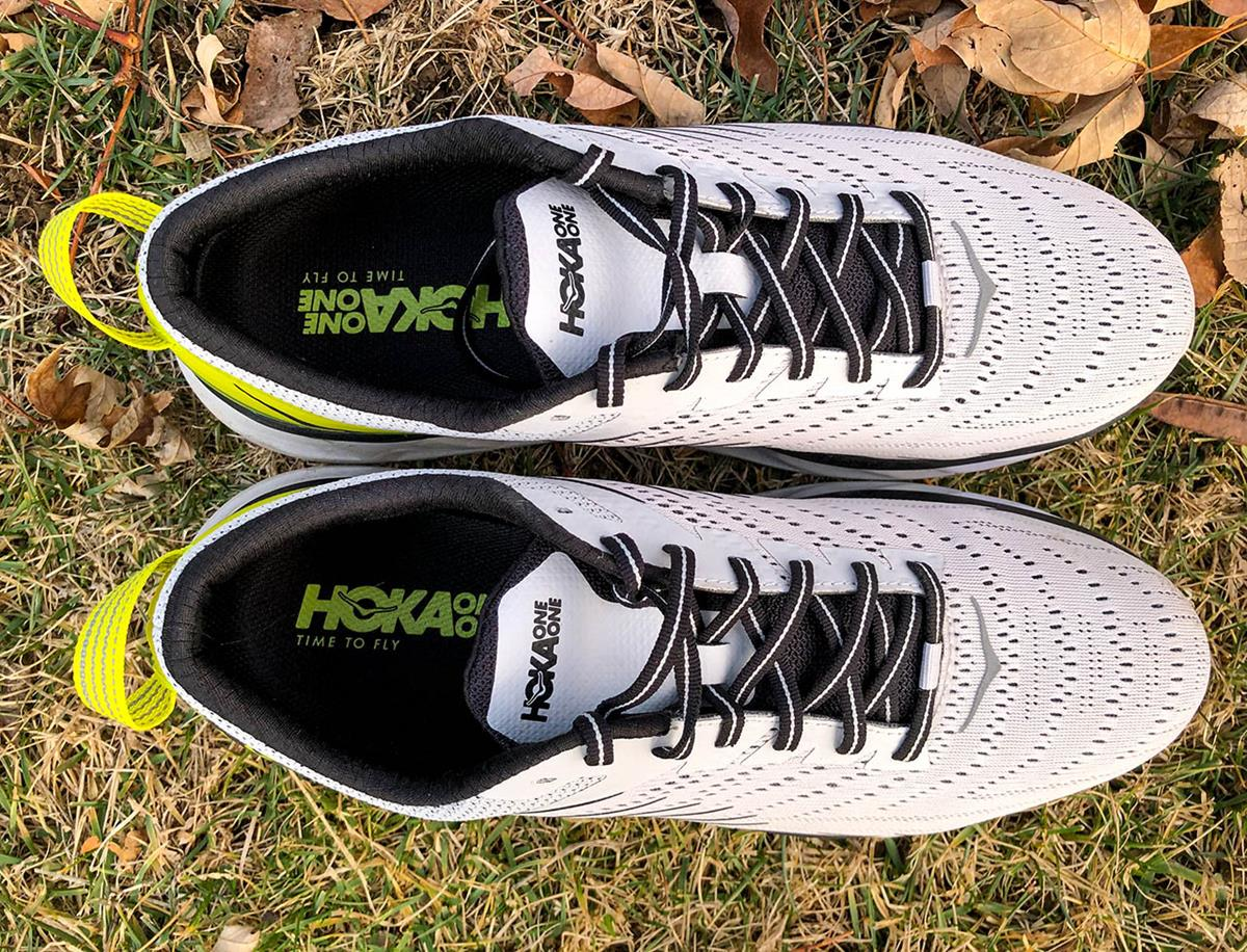 Hoka One One Arahi 4 - Top