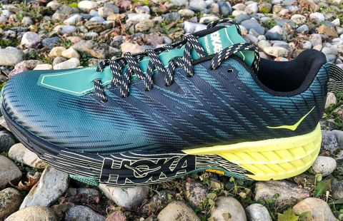 Hoka One One Speedgoat 4 - Lateral Side