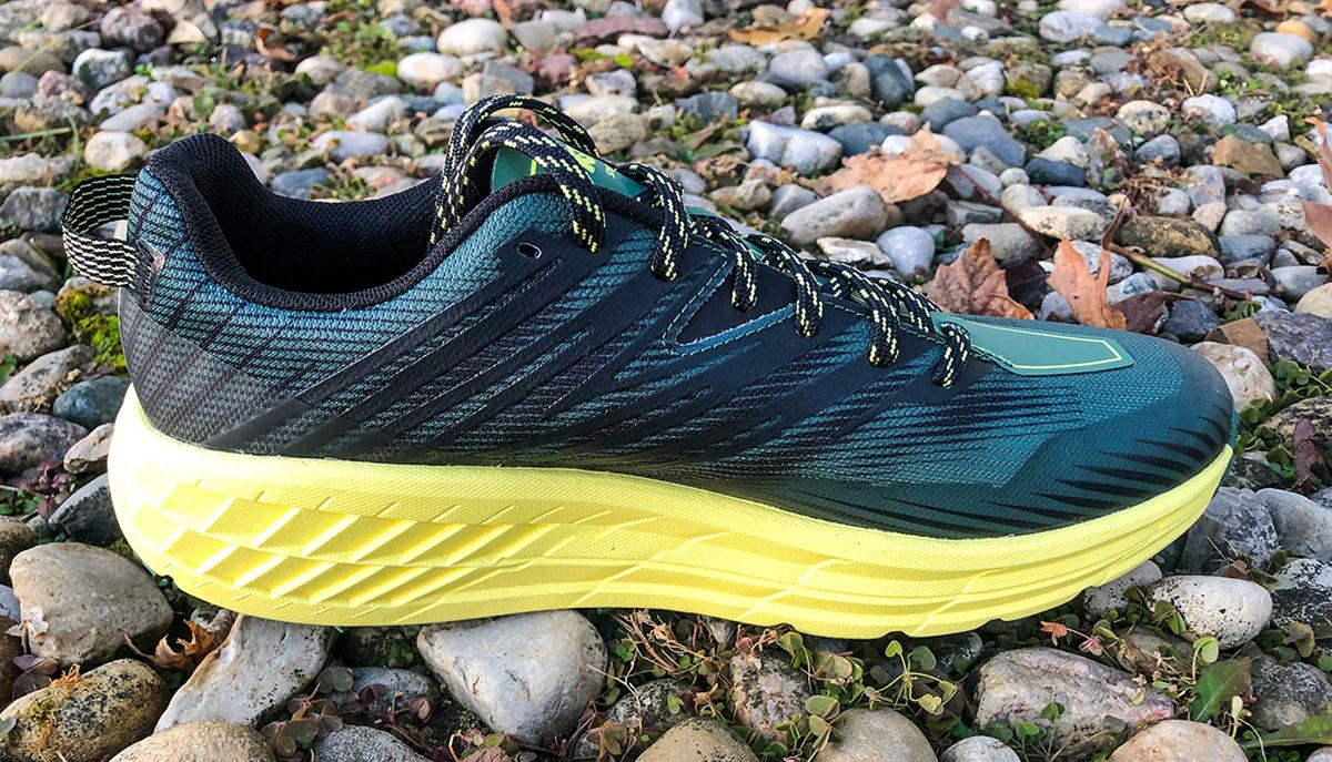 Hoka One One Speedgoat 4 - Medial Side