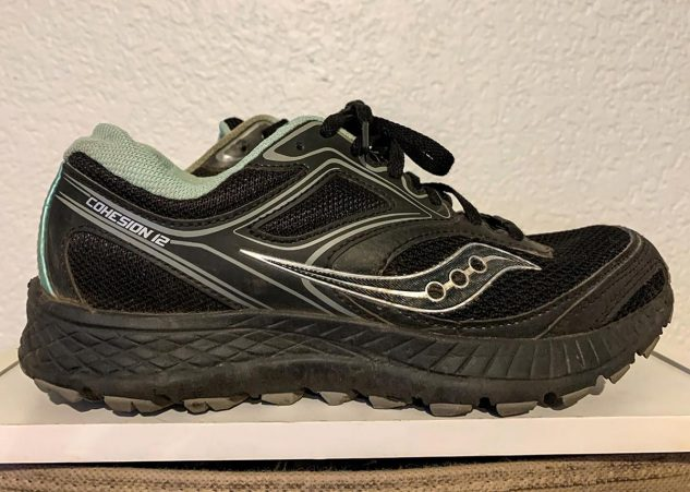 Saucony Cohesion TR12 - Lateral Side