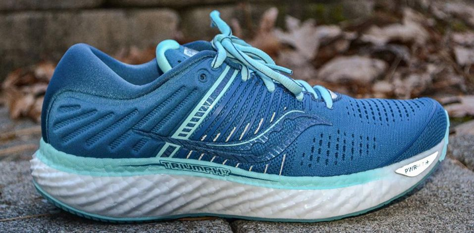 Saucony Triumph 17 Review | Running