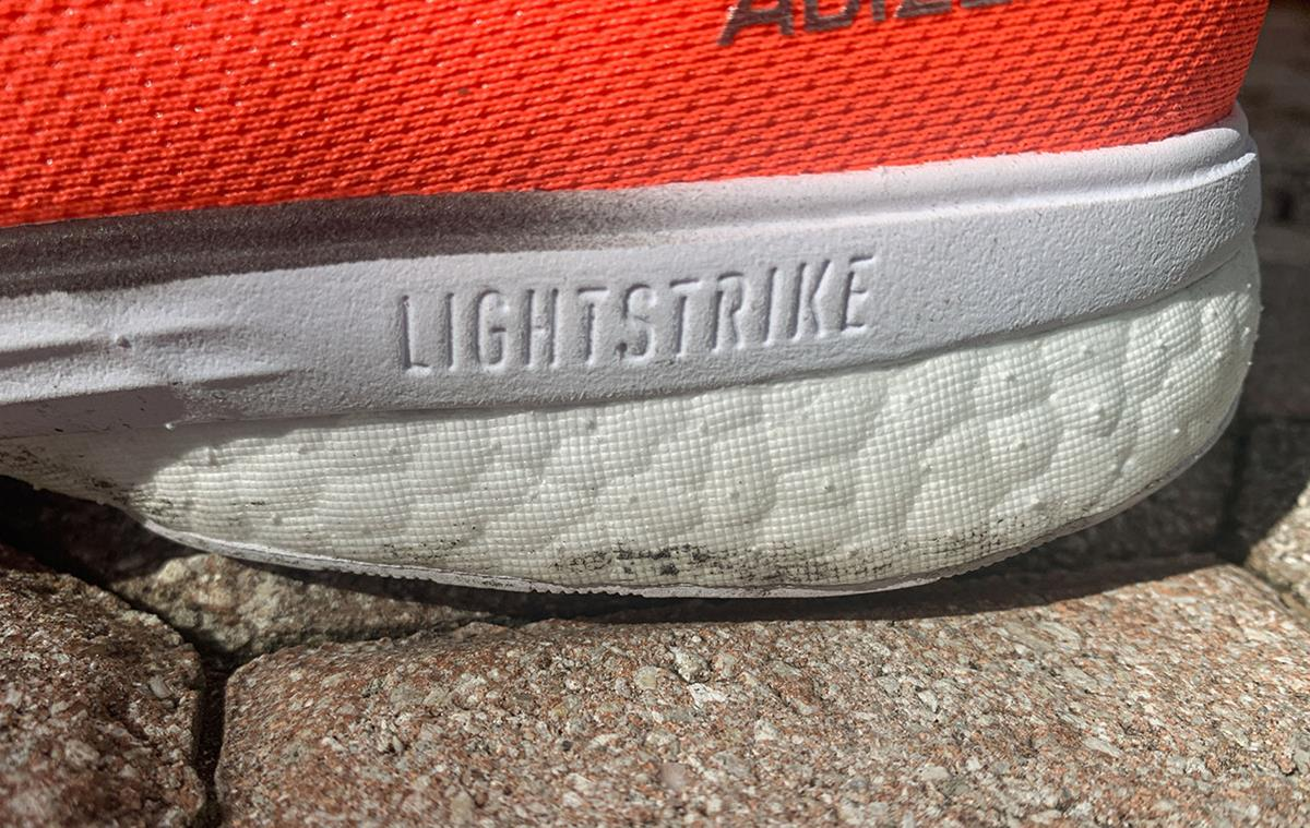 Adidas Adizero Adios 5 - Closeup