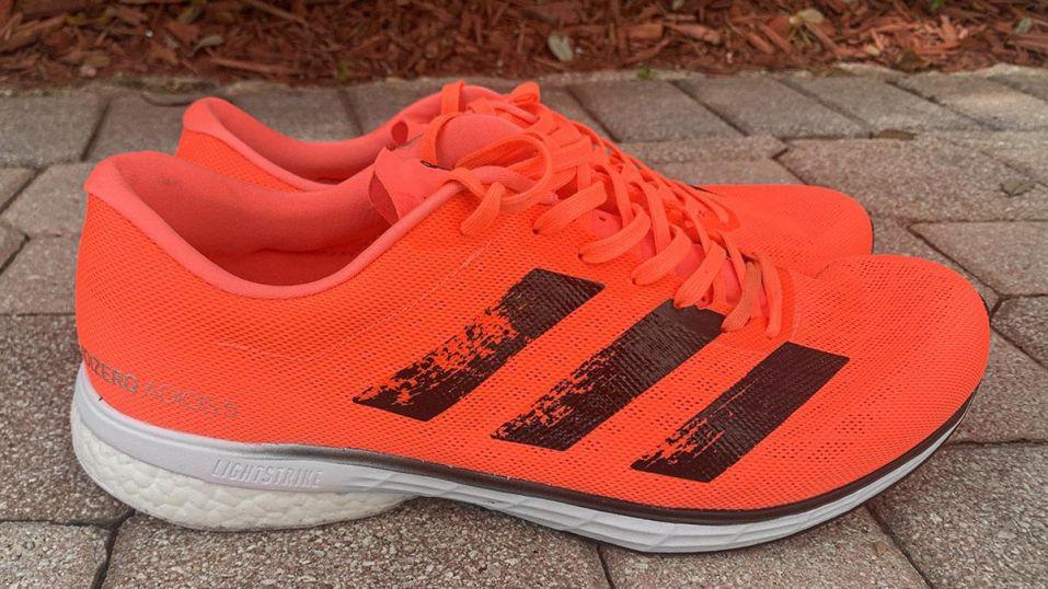 Adidas Adizero Adios 5 Review | Running Shoes Guru