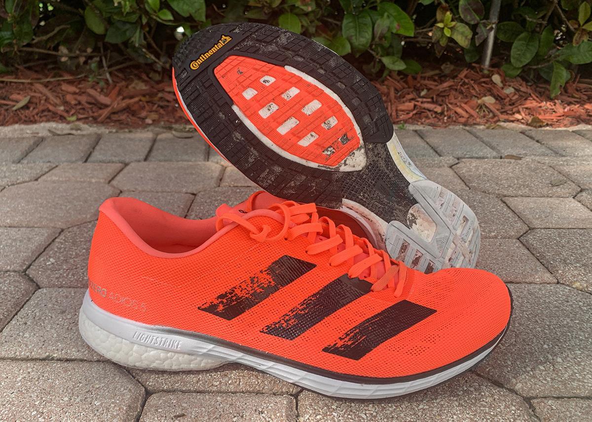 Adidas Adizero Adios 5 - Pair