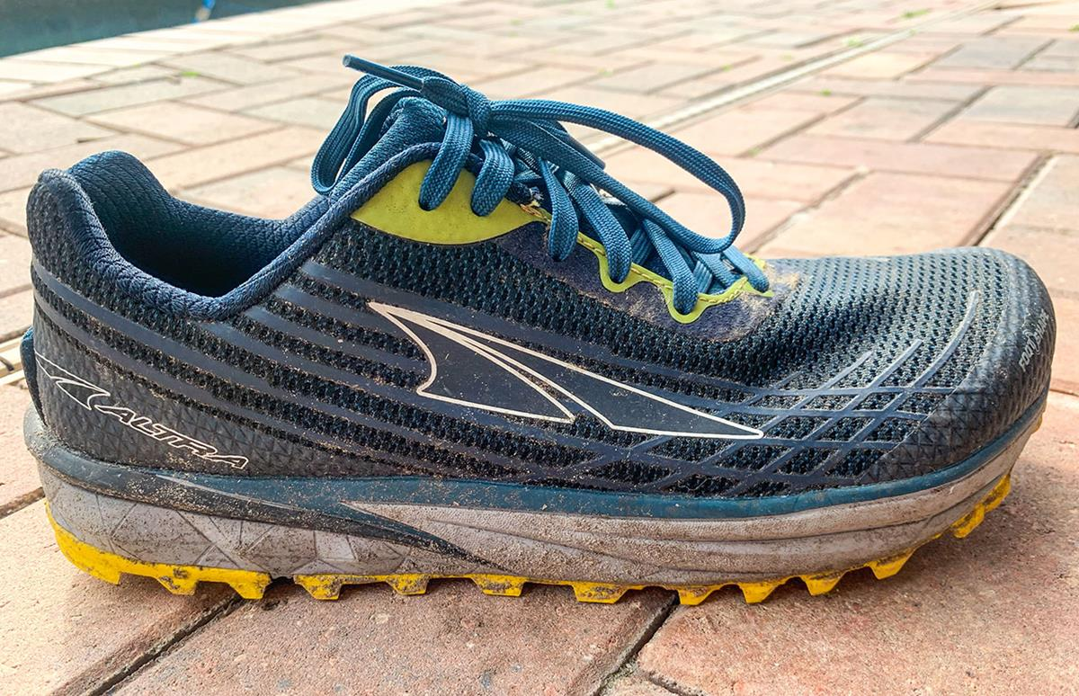 Altra Timp 2.0 - Lateral Side