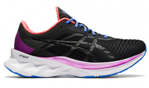 New Asics Novablast Wears Trampoline Design, Cushions More