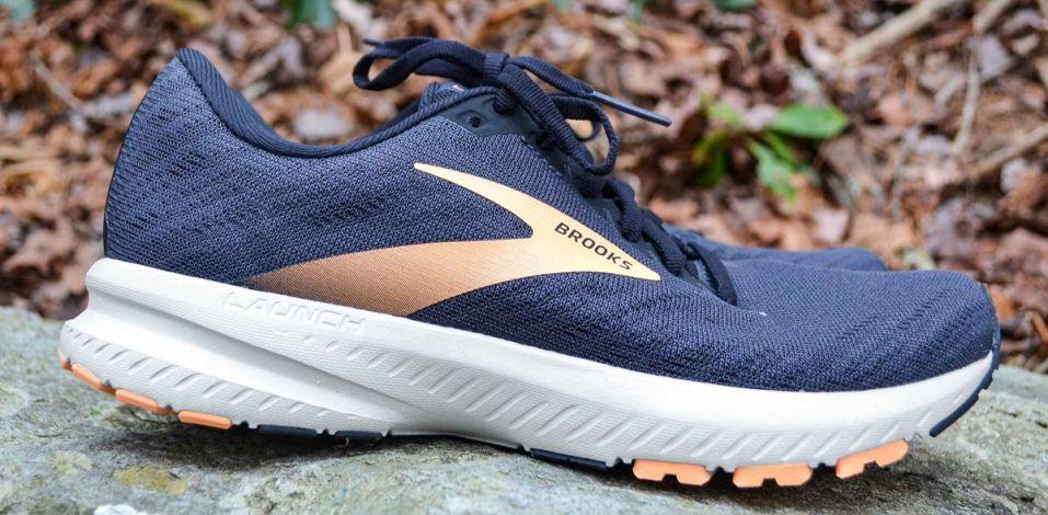 Brooks Launch 4 Womens Running Shoes B Brand New! 014