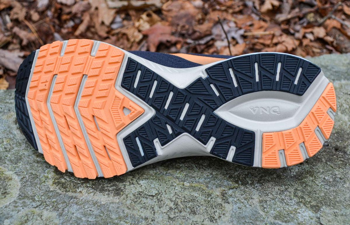 Brooks Launch 7 - Sole
