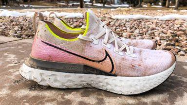 Nike React Infinity Run Flyknit Review | Running Shoes Guru