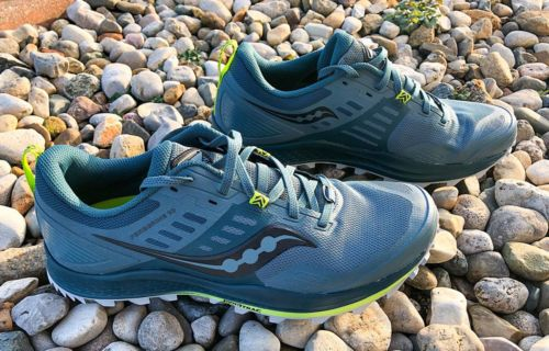 Saucony Peregrine 10 - Lateral Side